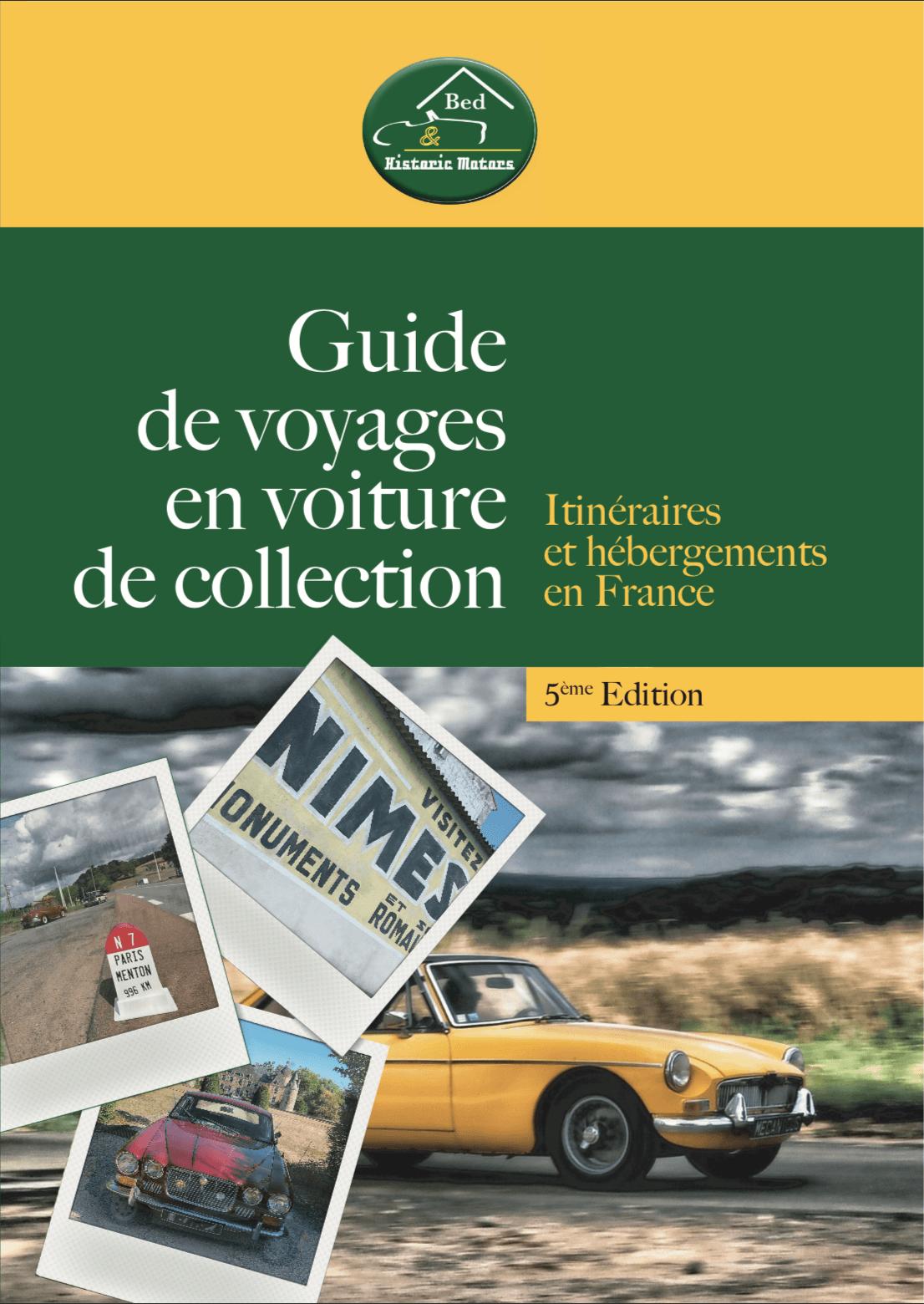Guide de voyage 5eme edition
